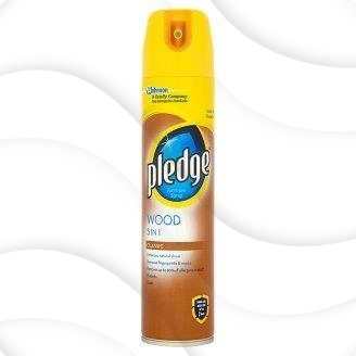 Pledge 250ml Wood 5in1 Classic