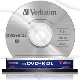 DVD+R Double Layer 8.5Gb Omega (szt.)