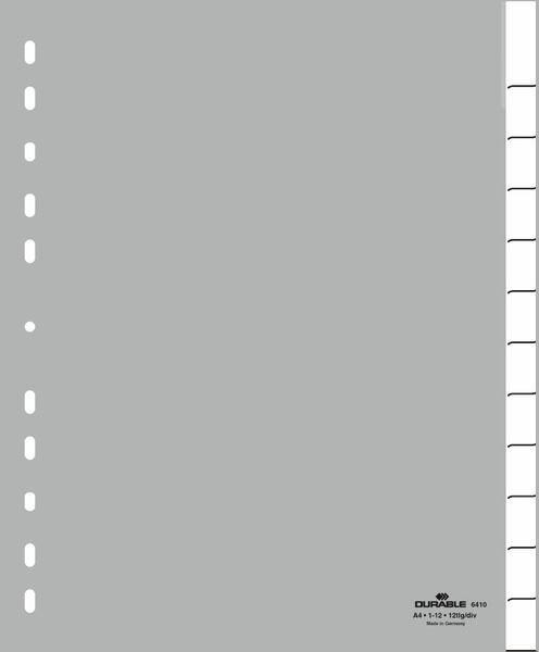 a350a980fec53 Przekładki do Segregatorów 1-12
