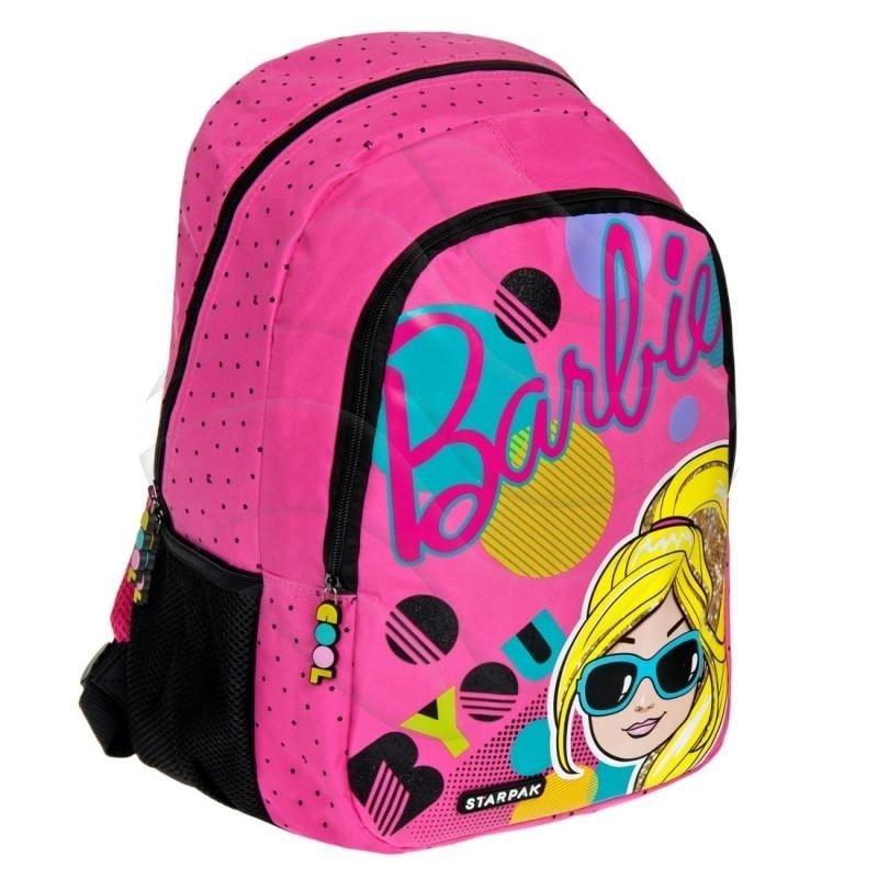 c1b517b8cda6d Plecak Szkolny Barbie Gym  Starpak 348701