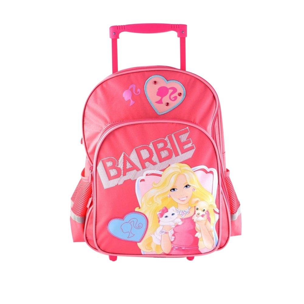 2f9a1a4a82728 Plecak Szkolny Na Kółkach Stk 47-34 Barbie  Starpak Barbie II ...