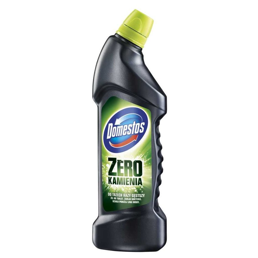 Domestos Żel do WC 750ml Zero Kamienia Lime (zielony)