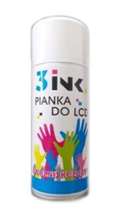 Pianka Do Ekranów LCD 400ml 3ink
