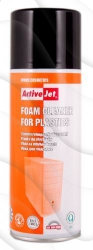 Pianka Do Plastiku 400Ml /ActiveJet